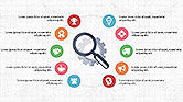 SEO Presentation with Flat Icons#3