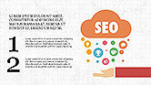 SEO Presentation with Flat Icons#5
