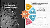 SEO Presentation with Flat Icons#7