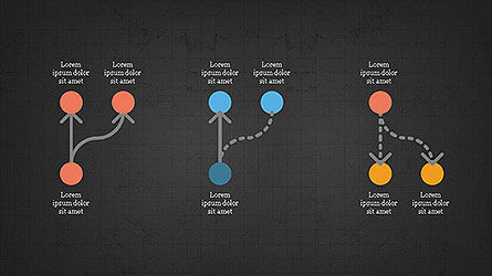 Process Diagrams Set Slide 10
