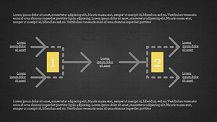 Process Diagrams Set Slide 14