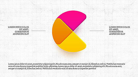 Decorative Colored Alphabet, Slide 3, 04092, Shapes — PoweredTemplate.com
