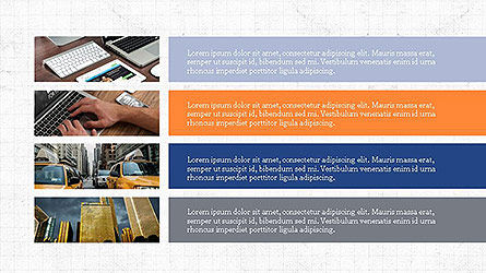 Grid Layout Presentation Template Slide 4