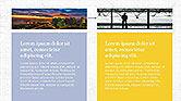 Grid Layout Presentation Template#6