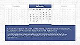 PowerPoint Calendar Template#2