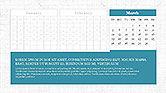 PowerPoint Calendar Template#3