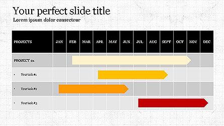 Gantt Chart Template Slide 5