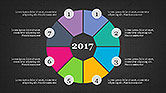 Creative Pie Chart Collection#11