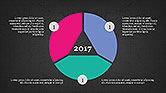 Creative Pie Chart Collection#13