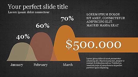 Round Infographic Concept Slides, Slide 15, 04098, Shapes — PoweredTemplate.com