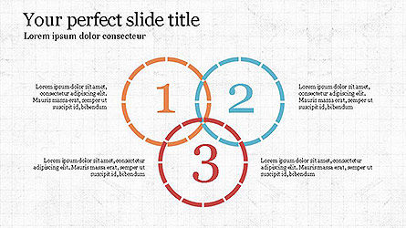 Round Infographic Concept Slides, Slide 4, 04098, Shapes — PoweredTemplate.com