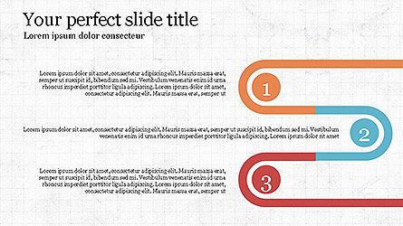 Round Infographic Concept Slides, Slide 8, 04098, Shapes — PoweredTemplate.com