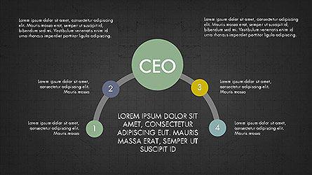 CEO Organization Chart Slide 12