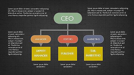 CEO Organization Chart Slide 13