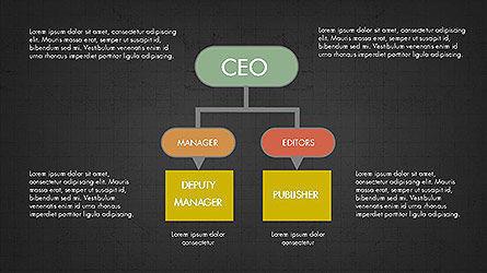 CEO Organization Chart Slide 16
