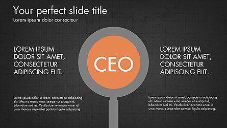 CEO Organization Chart Slide 9