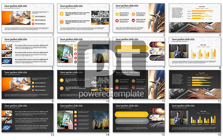 Multipurpose Brochure Presentation Template