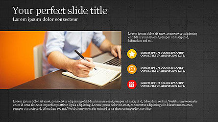 Multipurpose Brochure Presentation Template Slide 9