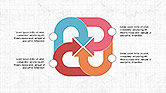 Process Diagrams: Process Arrows Infographics #04104