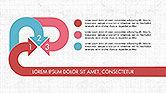 Process Arrows Infographics#4