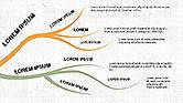 Tree Concept Diagram Set#3
