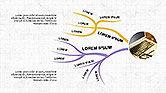 Tree Concept Diagram Set#6