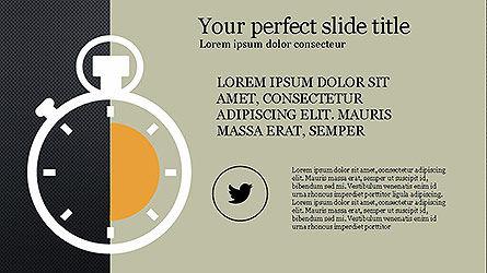 Social Networks Presentation Template Slide 12