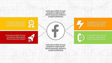 Social Networks Presentation Template Slide 6