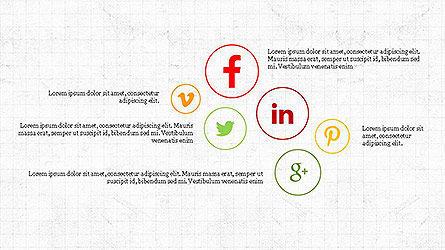 Social Networks Presentation Template Slide 8