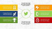 Presentation Templates: Template Presentasi Jejaring Sosial #04109