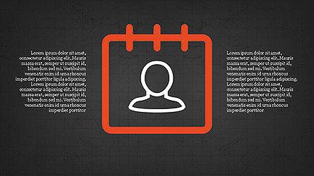 Recruitment Presentation Template, Slide 9, 04112, Presentation Templates — PoweredTemplate.com