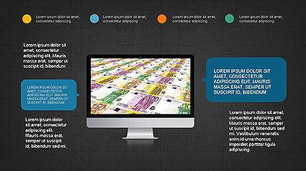 Timeline Presentation Concept, Slide 10, 04113, Timelines & Calendars — PoweredTemplate.com