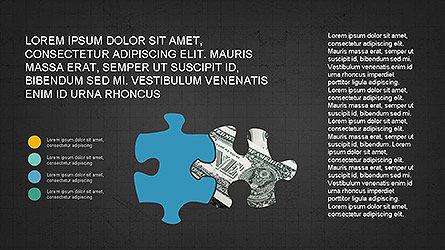 Timeline Presentation Concept Slide 12