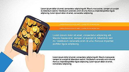 Timeline Presentation Concept, Slide 3, 04113, Timelines & Calendars — PoweredTemplate.com