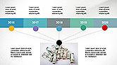 Timelines & Calendars: Timeline Presentation Concept #04113