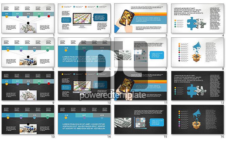 Timeline Presentation Concept