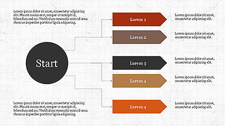 Logical Flow Chart Template Slide 6