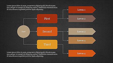Logical Flow Chart Template Slide 9