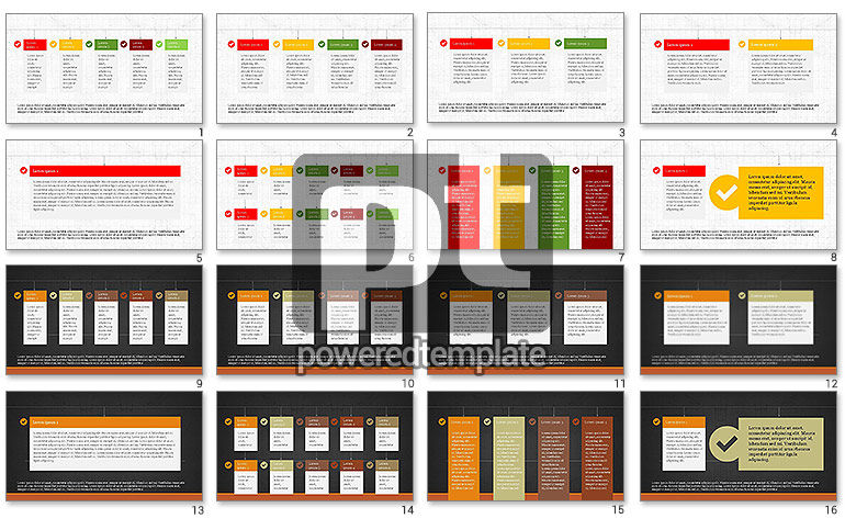 Action Plan Agenda Template for PowerPoint Presentations, Download ...
