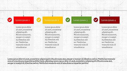 Action Plan Agenda Template, Slide 2, 04115, Text Boxes — PoweredTemplate.com