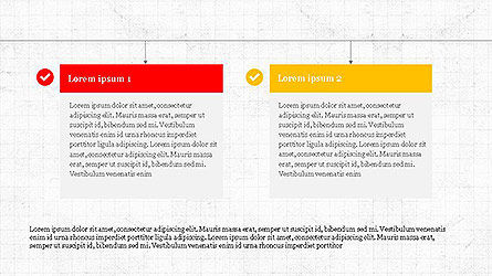 Action Plan Agenda Template, Slide 4, 04115, Text Boxes — PoweredTemplate.com