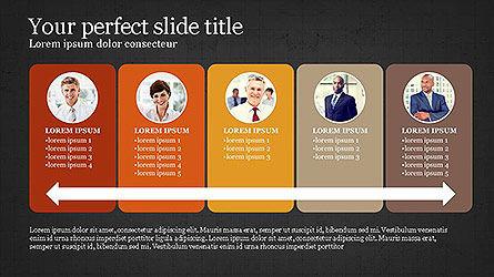 Project Team Presentation Concept, Slide 15, 04118, Business Models — PoweredTemplate.com