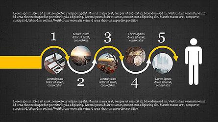 Statistical Report Presentation Template, Slide 11, 04122, Infographics — PoweredTemplate.com