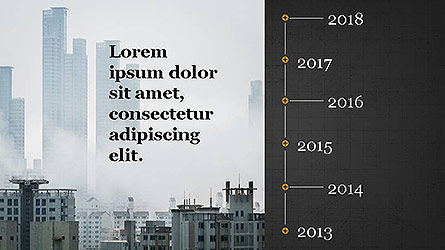 Statistical Report Presentation Template, Slide 14, 04122, Infographics — PoweredTemplate.com