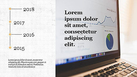 Statistical Report Presentation Template, Slide 2, 04122, Infographics — PoweredTemplate.com