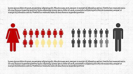 Statistical Report Presentation Template, Slide 5, 04122, Infographics — PoweredTemplate.com