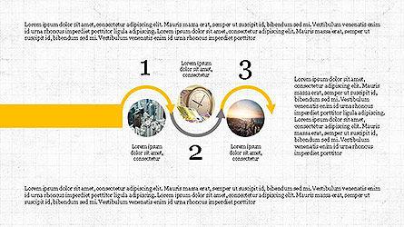 Statistical Report Presentation Template, Slide 7, 04122, Infographics — PoweredTemplate.com