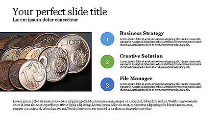Financial Investments Presentation Template, Slide 4, 04126, Process Diagrams — PoweredTemplate.com
