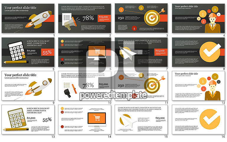 Project Launch Presentation Template