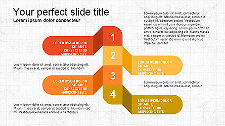 Paper Style Shapes Slide 7